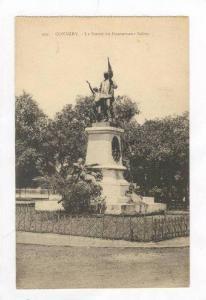 CONAKRY.-La Statue duGouverneur Ballay, Guinea, 00-10s