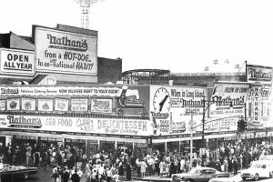 Fair Food - Nathan's