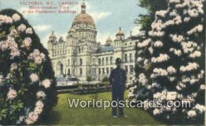 British Columbia, Canada Rhododendron Time, Parliament Buildings Victoria  Rh...