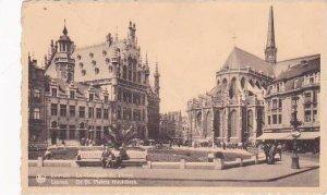 Belgium Leuven De St Pieters Hoofdkerk