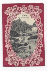 MENTON , France , 1900-10s ; Pont Saint-Louir