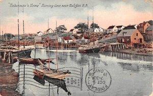 Fisherman's Home Halifax 1908