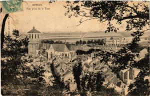 CPA Rethel Vue prise de la Tour (646627)