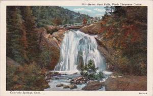 Helen Hunt Falls North Cheyenne Canon Colorado Springs Colorado