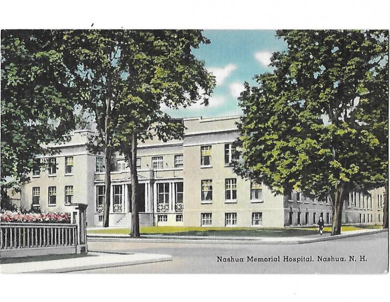Nashua Memorial Hospital New Hampshire