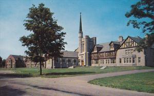 Huron College, LONDON, Ontario, Canada, 40-60's