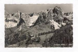 RP, Dirndln, 2829 m., Austriahutte, 1638 m., Turlspitze, 2352 m., Austria, 19...