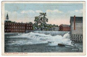 Chicopee Falls, Mass, The Falls