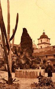 California Santa Barbara The Santa Barbara Mission