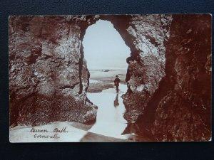 Cornwall PERRANPORTH (2) - Old RP Postcard by J.E. Oatey of Wadebridge