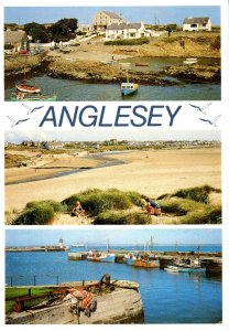 Wales Anglesey Multi View