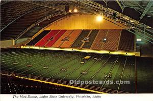 Mini Dome, Idaho State University Pocatello, Idaho, ID, USA Unused