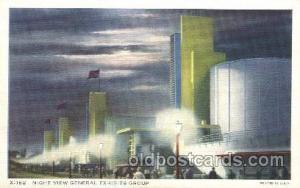 Hall of Religion 1933 Chicago, Illinois USA Worlds Fair Exposition Unused