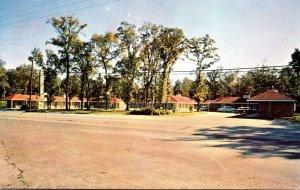 South Carolina Charleston Lord Ashley Court 1966