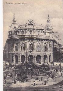 Nuova Borsa, Genova (Liguria), Italy, 1900-1910s