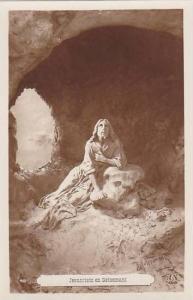 Jesucristo en Getsemani,10-20s