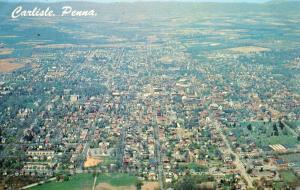 PA - Carlisle. Aerial View