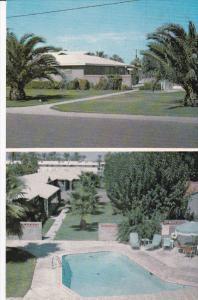 Swimming Pool, Garman Apartments, PHOENIX, Arizona, PU-1972