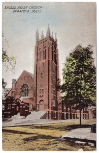 Bradford, Mass, Sacred Heart Church