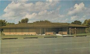 Kearny NE~Visitor Center~Fort Kearny State Historical Park~1950s