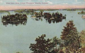View from Echo Lodge , Thousand Islands , Canada , 00-10s
