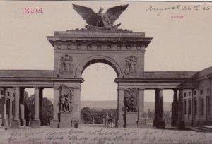 KASSEL , Germany , 1905 ;  Arch