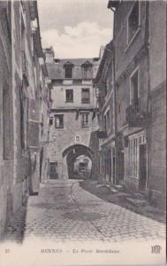 France Rennes La Porte Mordelaise