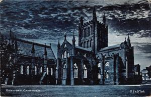 uk19837 hereford cathedral uk