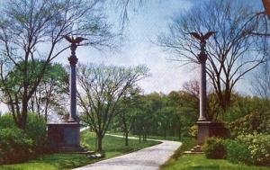 PA - Valley Forge. Pennsylvania Columns