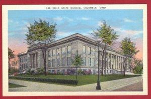 OHIO STATE MUSEUM, COLUMBUS, OHIO SEE SCAN