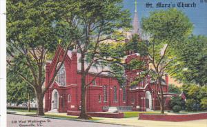 South Carolina Greenville St Mary's Church