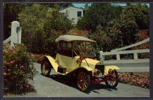 1912 Flanders Roadster Car Pennzoil Motor Oil Advertising