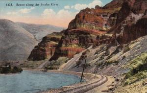 Washington Scene Along The Snake River