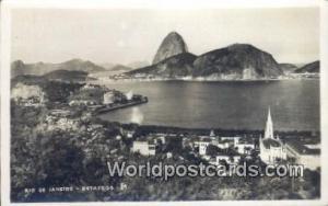 Brazil, Bresil, Brasil Rio De Janeiro Botafogo Real Photo