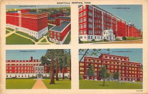 Hospitals, Memphis, TN, USA Unused