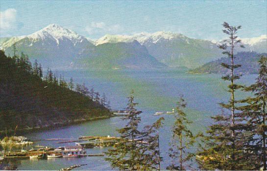 Canada Bowyer Island Horseshoe Bay West Vancouver British Columbia