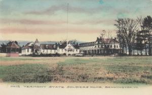 BENNINGTON , Vermont, 00-10s ; Vermont State Soldiers' Home