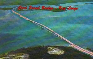 Florida Key Largo Card Sound Bridge