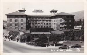 Idaho Lewiston Hotel Lewis Clark 1948 Photo