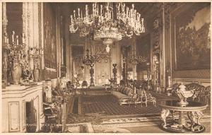 The Grand Reception Room, Windsor Castle Schloss