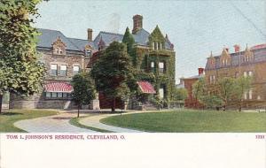 Tom L Johnsons Residence Cleveland Ohio