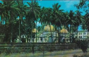 Malaysia Kuala Lumpur A Malay Mosque