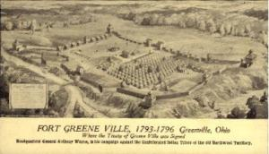 Fort Greene Ville Greenville OH 1936