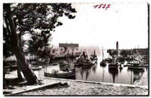 La Cotiniere Postcard Old Port