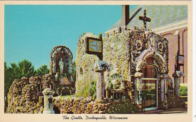 Wisconsin Dickeyville The Grotto
