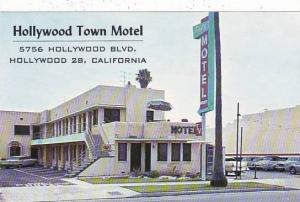 California Hollywood Town Motel