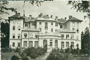 Hungary, Balatonföldvár , 1960 used real photo Postcard