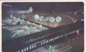 American Airlines DC-6 and Convair Flagships 1961