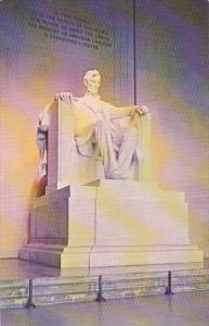 Lincoln Statue Washington DC