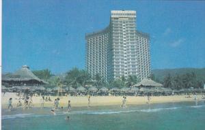 Beachside Hotel, ACAPULCO, Mexico, PU-1985